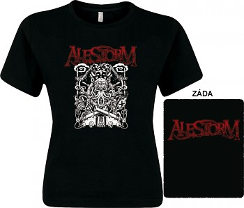 Alestorm - dámské triko