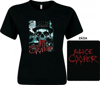 Alice Cooper - dámské triko