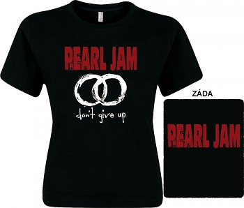 Pearl Jam - dámské triko
