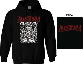 Alestorm - mikina s kapucí