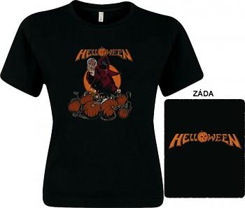 Helloween - dámské triko