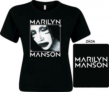 Marilyn Manson - dámské triko