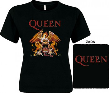 Queen - dámské triko