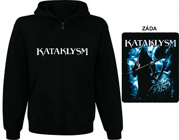 Kataklysm - mikina s kapucí a zipem