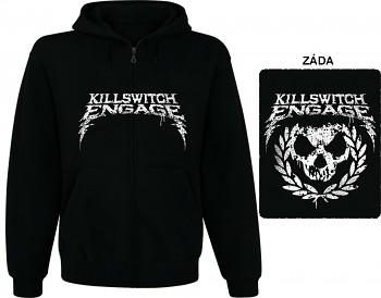 Killswitch Engage - mikina s kapucí a zipem