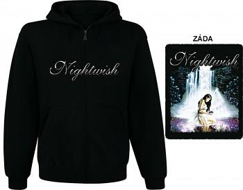 Nightwish - mikina s kapucí a zipem