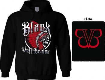 Black Veil Brides - mikina s kapucí