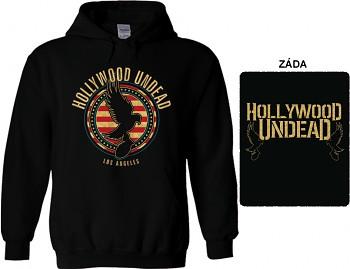 Hollywood Undead - mikina s kapucí