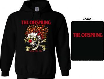Offspring - mikina s kapucí