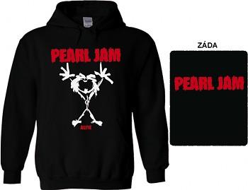 Pearl Jam - mikina s kapucí