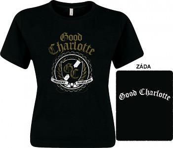 Good Charlotte - dámské triko
