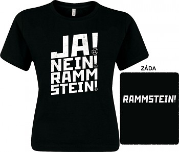 Rammstein - dámské triko