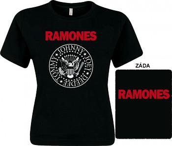 Ramones - dámské triko