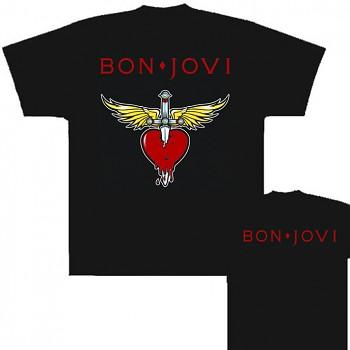 Bon Jovi - triko