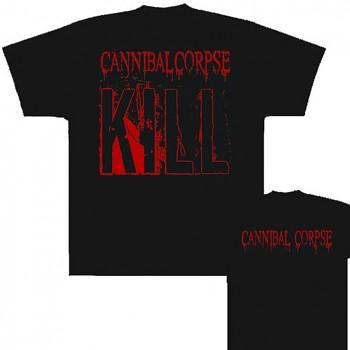 Cannibal Corpse - triko