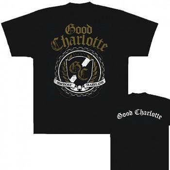 Good Charlotte - triko
