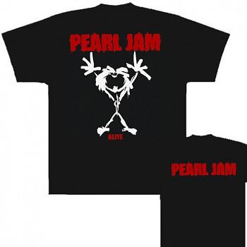 Pearl Jam - triko