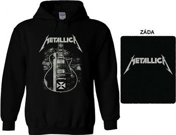 Metallica - mikina s kapucí