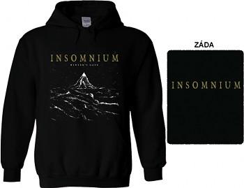 Insomnium - mikina s kapucí