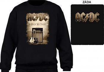 AC/DC - mikina bez kapuce