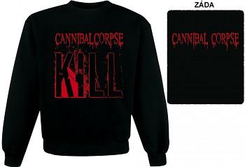 Cannibal Corpse - mikina bez kapuce