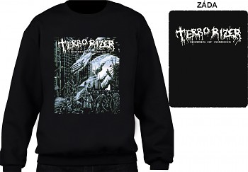 Terrorizer - mikina bez kapuce
